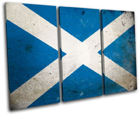 Abstract Scottish Maps Flags - 13-1170(00B)-TR32-LO